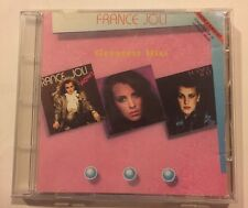 France Joli--Greatest Hits --CD w/10 Trks. Made In Canada. Music Cd Rare