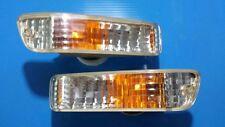 JDM Honda Acura Bumper Indicator Lights Lamp 92-93 Integra DA6 DA7 DA5 GS LS GSR
