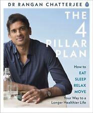 The Four Pillar Plan by Dr. Rangan Chatterjee