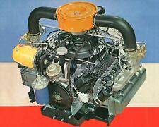 1960 Chevrolet Corvair Engine Factory Photo ua4610-O82PG5