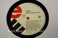 "GANGSTA (Love & The Streets), Lil' Mo (VG) LP 12"""