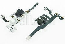 41-02-0014 Head Phone / Audio Jack / Volume Flex Cable for Black iPhone 4S