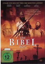 Die Bibel Box (4 DVDs) [FSK12] NEU+OVP