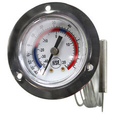 Miljoco V20362002 Walk In Thermometer Temp 40f To 65f