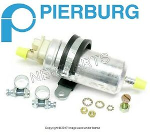 Pierburg Electric Fuel Pump for Porsche 911 912 69 68 67 66 65 1969 1968 1967