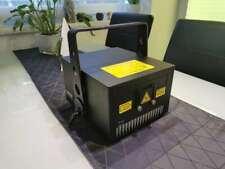 10W RGB Laser 40kpps Showlaser ILDA, DMX, AUTO, Sound, SD-Card, Shutter