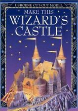 Make This Wizard's Castle (Usborne Cut-Out Models)-ExLibrary