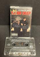 Mobb Deep Juvenile Hell 1992 Cassette Tape Album Hiphop Rap Stomp Em Out Skit