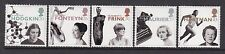 GB GREAT BRITAIN 1996 FAMOUS WOMEN SET NEVER HINGED MINT
