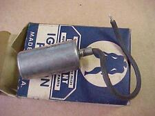 Vintage NOS Italian Motorcycle/Scooter Ignition Condenser