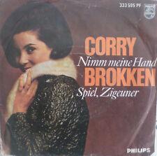 "7"" 1966 rare dans MINT -! Corry Brokken: prends ma main (prod. udo von)"