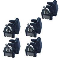 PVC-Schutzkappen für Wippschalter Hülle NEU Schalter Abdeckung 10er Set