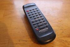 Hitachi VT-RM421A Remote Control