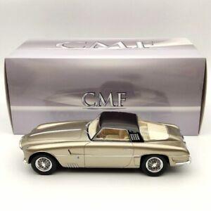 CMF 1/18 Ferrari 250 Europa Coupe By Vignale 1953 CMF18165 Metallic Ligth Brown