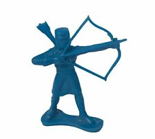 Dragonriders Styx dragon riders DFC dungeons vtg figure Blue Knight archer bow 6