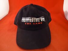 Independence Day Video Game PS1 Sega Saturn Promotional Black Hat E3 Promo Cap