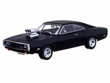 1:43 Fast & FURIOUS Modellino FILM 1970 Dodge Charger Greenlight Hollywood
