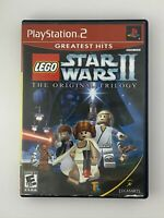 LEGO Star Wars II: The Original Trilogy - Playstation 2 PS2 - Complete & Tested