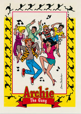 Archie Comics Skybox Promo Card numbered 62