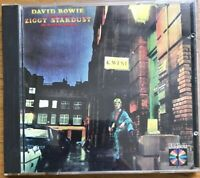 David Bowie ‎The Rise And Fall Of Ziggy Stardust RCA ‎PD84702 CD:NM W GERMANY