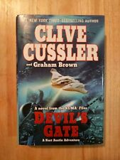 Devil's Gate by Clive Cussler and Graham Brown, First Printing (2011, Putnam)