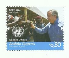 Portugal 2017 - António Guterres new Secretary-General of United Nations set MNH