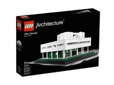 LEGO ® Architecture 21014 Villa Savoye neuf neuf dans sa boîte _ NEW En parfait état, dans sa boîte scellée Boîte d'origine jamais ouverte
