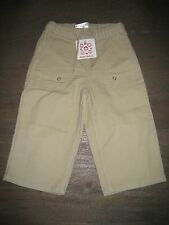 NWT Hanna Andersson Lightweight Pull-on Drawstring Corduroy Pants. 80, 18-24 mo