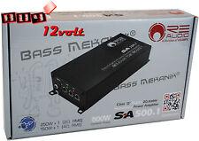 RE Audio SA 500.1 *Mini* Class D Monoblock Digital Power Amp 500W Dynamic Power