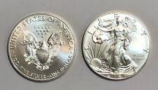 2016 American $1 Silver 1 oz Eagle .999 Fine BU
