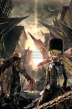 RGC Huge Poster - Code Vein PS4 XBOX ONE - OTH625