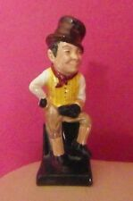 RARE COLOURWAY ROYAL DOULTON DICKENS FIGURINE SAM WELLER M 48 MINIATURE - MINT !