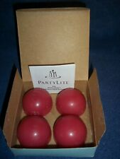 New Partylite Aroma Melts box of 4, Pink Citrus
