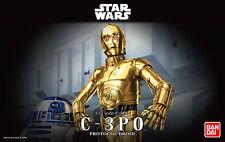 Star Wars 1/72 Scale C-3PO (C3P0) Model Kit USA SELLER IN STOCK