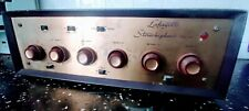 Lafayette La-90 Stereo Tube Amplifier 6Bq5 Tubes Working Tested