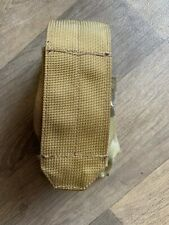 Airsoft easy access Smoke/Grenade multicam pouch molle