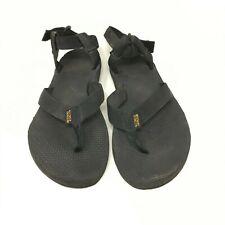 TEVA Women's Original MNS Sport Sandal Open Toes Sporty Azura Black Size: 8 US#2