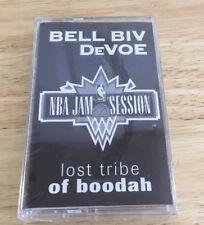 Bell Biv Devoe Lost Tribe Of Boodah Nba Jam Sessions Promotion Cassette Tape New