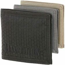 Maxpedition BFW Bi-Fold Mens Slim Pocket Wallet Notes Credit Card Holder Case