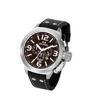 TW Steel Canteen Style TW6 Armbanduhr für Herren