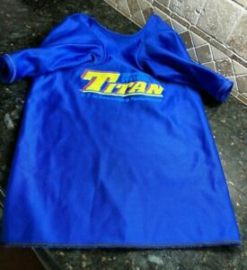2-Ply Titan Fury NXG+ Bench Shirt Size 42 Blue Powerlifting