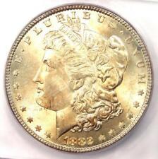 1882-P (1882) Morgan Silver Dollar $1 - ICG MS65+ Plus Grade - $550 Value!
