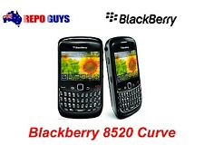 BlackBerry 8520 Curve Unlocked Phone w/2 MP, LED - New Never used