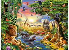 Ravensburger At The Watering Hole 300 XXL piece Jigsaw Puzzle