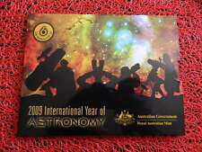 2009 RAM Int. Year Of Astronomy Uncirulated 6 Coin Set
