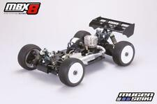 Mugen mbx-8 1/8 4wd Off Road Buggy Kit Construcción sin motor , RC Dispositivo