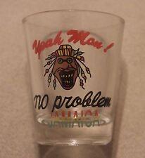 "Jamaica ""Yeah Man No Problem"", Shot Glass"