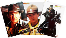 Original 1980s Indiana Jones Last Crusade Poster Collection- Your Choice or Set