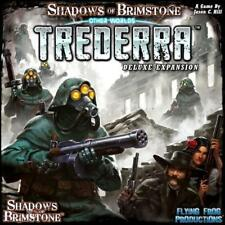 SHADOWS OF BRIMSTONE - Trederra Deluxe Otherworld Expansion