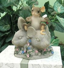 Charming Tails ~ On Sale ~ ! Mouse Rushmore Lted #ed Ed for Yr 2002 #82/115